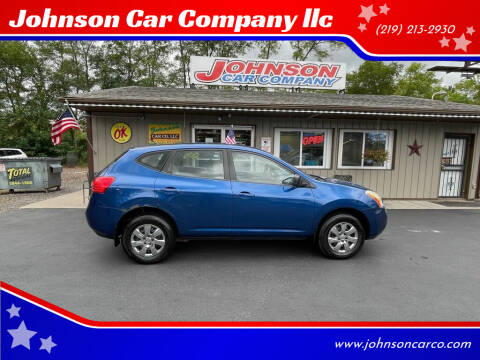 2009 Nissan Rogue for sale at Johnson Car Company llc in Crown Point IN