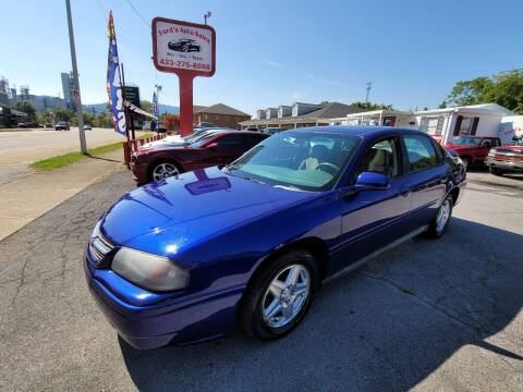 2005 Chevrolet Impala for sale at Ford's Auto Sales in Kingsport TN