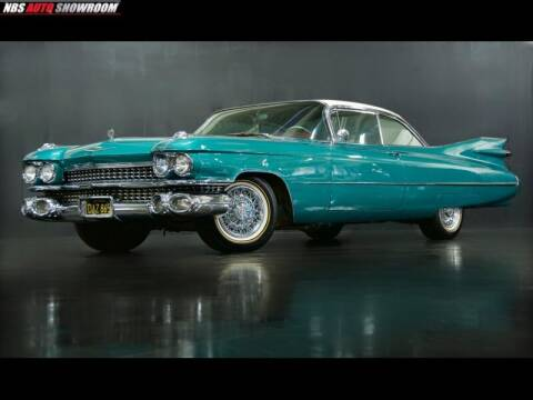 1959 Cadillac 2 Coupe Deville for sale at NBS Auto Showroom in Milpitas CA