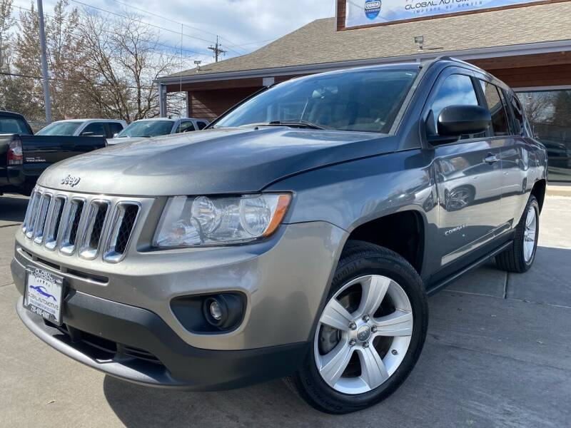2012 Jeep Compass for sale at Global Automotive Imports of Denver in Denver CO
