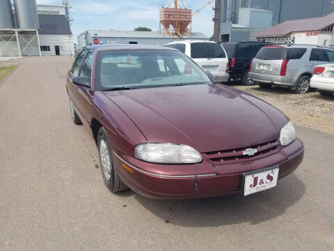 2001 Chevrolet Lumina for sale at J & S Auto Sales in Thompson ND