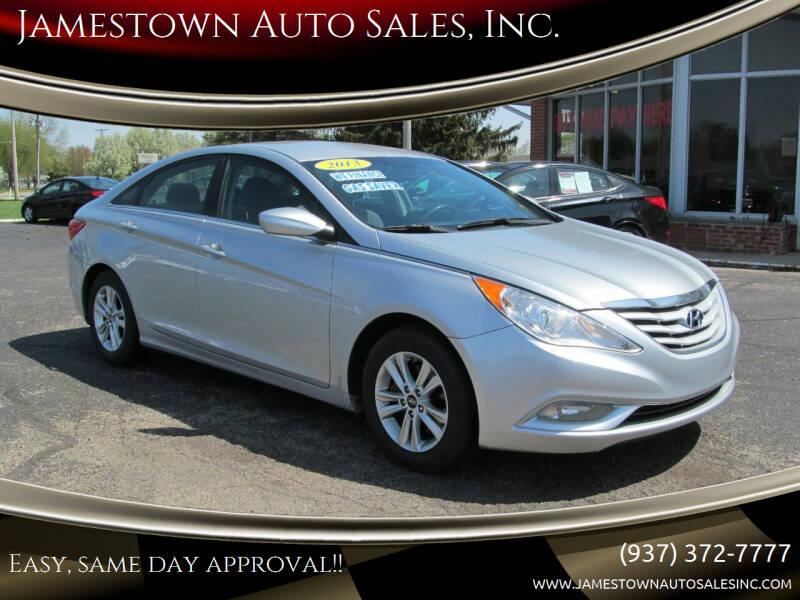 2013 Hyundai Sonata for sale at Jamestown Auto Sales, Inc. in Xenia OH