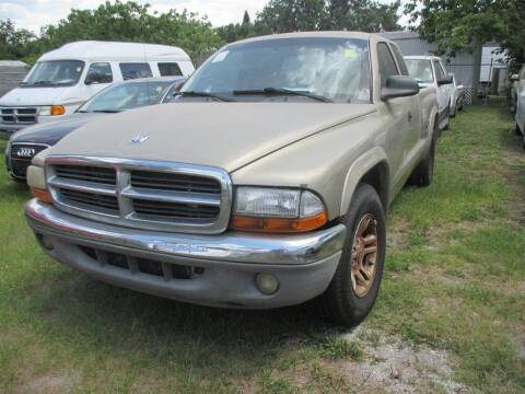 2003 Dodge Dakota for sale at New Gen Motors in Bartow FL