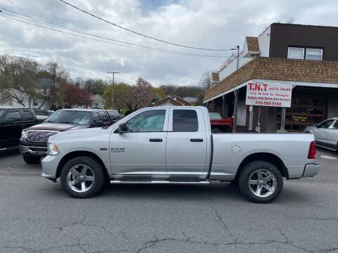 2014 RAM Ram Pickup 1500 for sale at TNT Auto Sales in Bangor PA