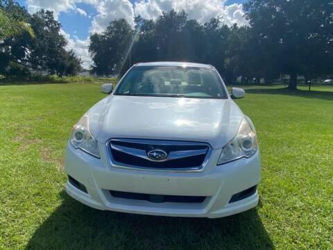 2012 Subaru Legacy for sale at AM Auto Sales in Orlando FL