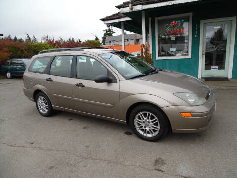 2003 Ford Focus for sale at Gary's Cars & Trucks in Port Townsend WA