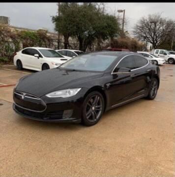 2013 Tesla Model S for sale at Race Auto Sales in San Antonio TX