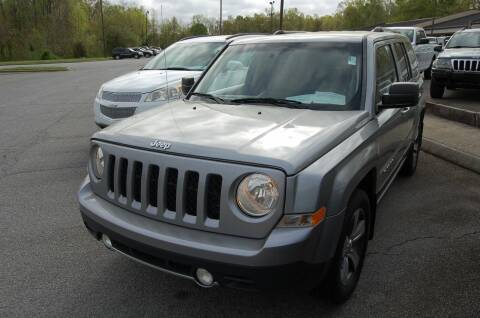 2016 Jeep Patriot for sale at Modern Motors - Thomasville INC in Thomasville NC