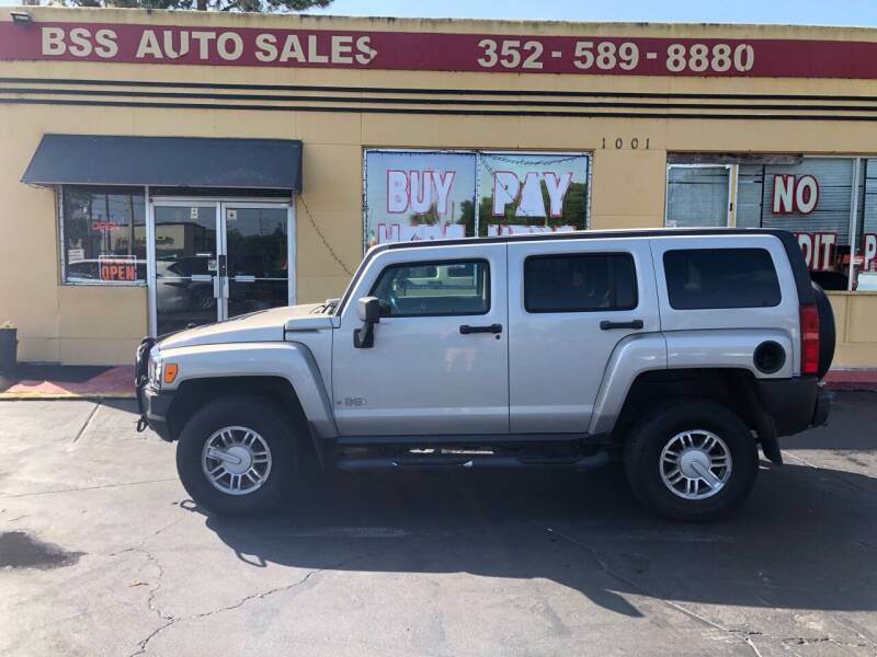 2006 HUMMER H3 for sale at BSS AUTO SALES INC in Eustis FL