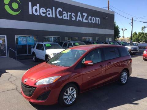 2014 Mazda MAZDA5 for sale at Ideal Cars Apache Junction in Apache Junction AZ