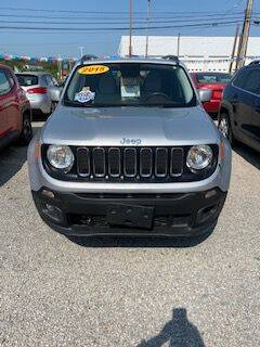 2015 Jeep Renegade for sale at Wallers Auto Sales LLC in Dover OH