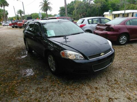 2007 Chevrolet Impala for sale at D & D Detail Experts / Cars R Us in New Smyrna Beach FL