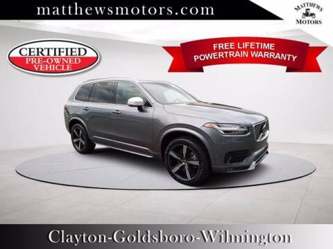 2018 Volvo XC90 for sale at Auto Finance of Raleigh in Raleigh NC