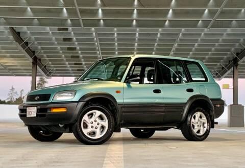 1997 Toyota RAV4 for sale at Car Hero LLC in Santa Clara CA