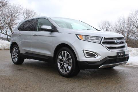 2017 Ford Edge for sale at Harrison Auto Sales in Irwin PA