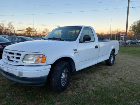 2000 Ford F-150 for sale at Cutiva Cars in Gastonia NC