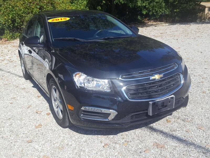 2015 Chevrolet Cruze for sale at Jack Cooney's Auto Sales in Erie PA
