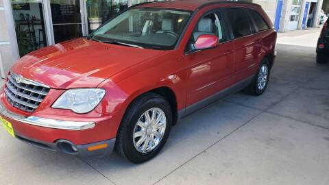 2007 Chrysler Pacifica for sale at City Auto Sales in La Crosse WI