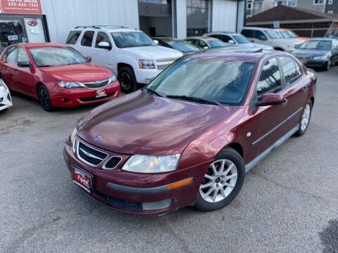 2003 Saab 9-3 for sale at Apex Motors Parkland in Tacoma WA
