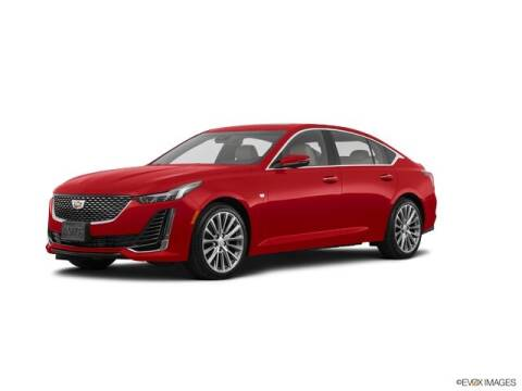 2021 Cadillac CT5 for sale at Cole Chevy Pre-Owned in Bluefield WV