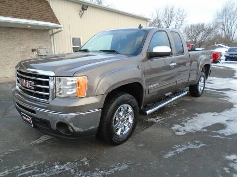 2013 GMC Sierra 1500 for sale at Ritchie Auto Sales in Middlebury IN