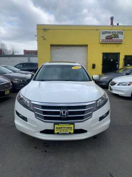 2012 Honda Crosstour for sale at Hartford Auto Center in Hartford CT