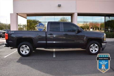 2014 Chevrolet Silverado 1500 for sale at GOLDIES MOTORS in Phoenix AZ