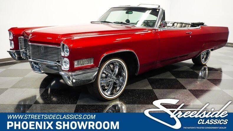 1966 Cadillac DeVille for sale in Mesa, AZ