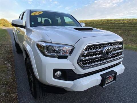 2016 Toyota Tacoma for sale at Mr. Car City in Brentwood MD