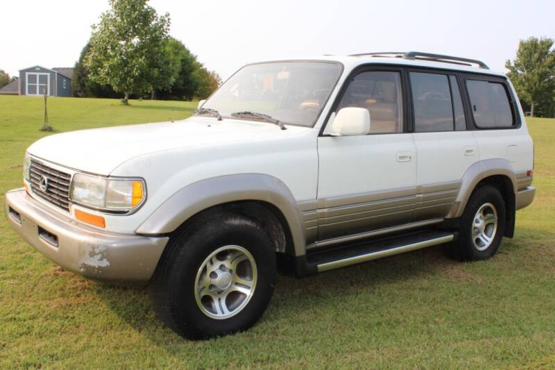 1997 Lexus LX 450 for sale at MUSCLECARDEALS.COM LLC in White Bluff TN