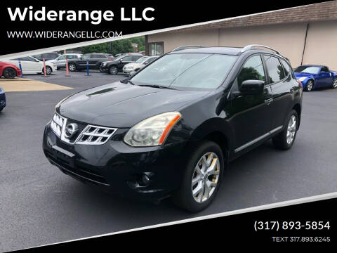 2012 Nissan Rogue for sale at Widerange LLC in Greenwood IN