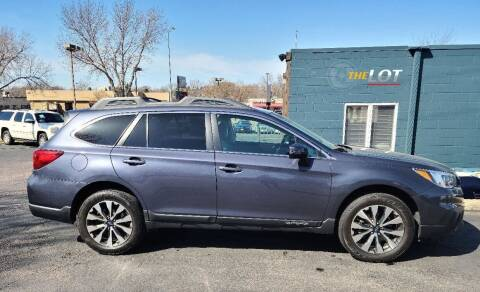 2015 Subaru Outback for sale at THE LOT in Sioux Falls SD