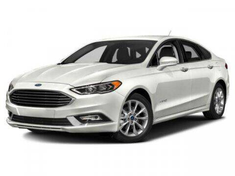 2018 Ford Fusion Hybrid for sale at STG Auto Group in Montclair CA