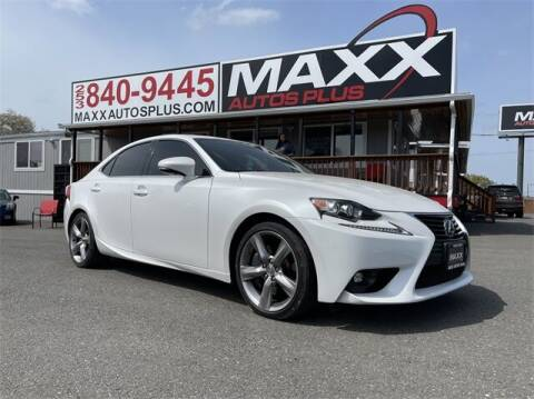 2016 Lexus IS 350 for sale at Maxx Autos Plus in Puyallup WA