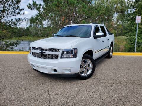 2010 Chevrolet Avalanche for sale at Excalibur Auto Sales in Palatine IL