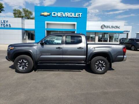 2019 Toyota Tacoma for sale at Finley Motors in Finley ND
