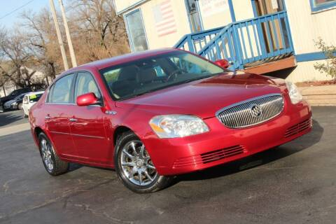 2008 Buick Lucerne for sale at Dynamics Auto Sale in Highland IN