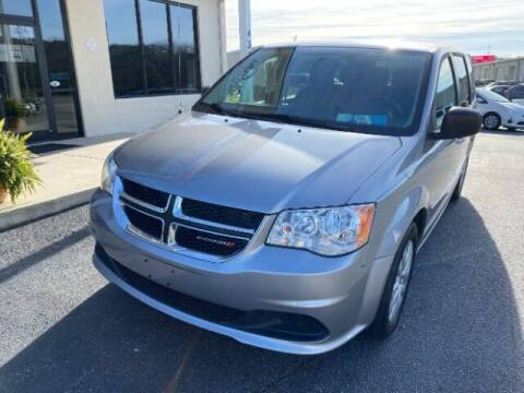 2016 Dodge Grand Caravan for sale at Carolina Auto Credit in Youngsville NC