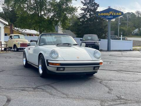 1987 Porsche 911 for sale at Milford Automall Sales and Service in Bellingham MA