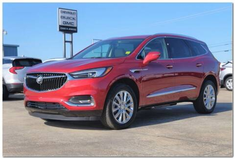 2021 Buick Enclave for sale at STRICKLAND AUTO GROUP INC in Ahoskie NC