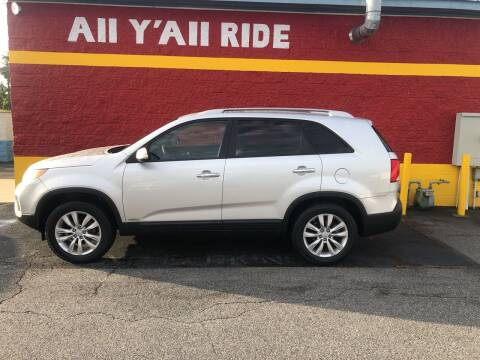 2011 Kia Sorento for sale at Big Daddy's Auto in Winston-Salem NC