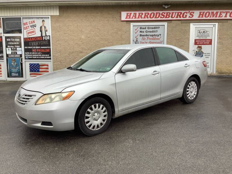2009 Toyota Camry for sale at Auto Martt, LLC in Harrodsburg KY