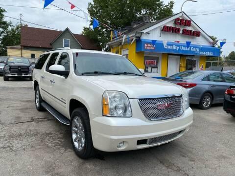 2011 GMC Yukon XL for sale at C & M Auto Sales in Detroit MI