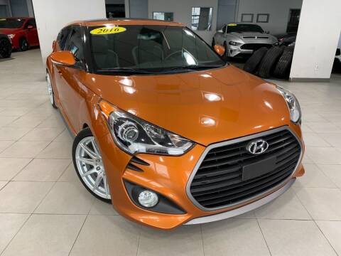 2016 Hyundai Veloster for sale at Auto Mall of Springfield in Springfield IL