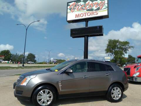 2012 Cadillac SRX for sale at Victory Motors in Waterloo IA
