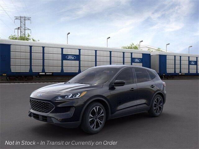 2021 Ford Escape Hybrid for sale in Odessa, TX
