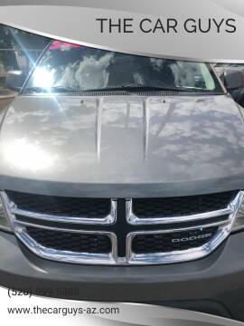 2012 Dodge Journey for sale at The Car Guys in Tucson AZ