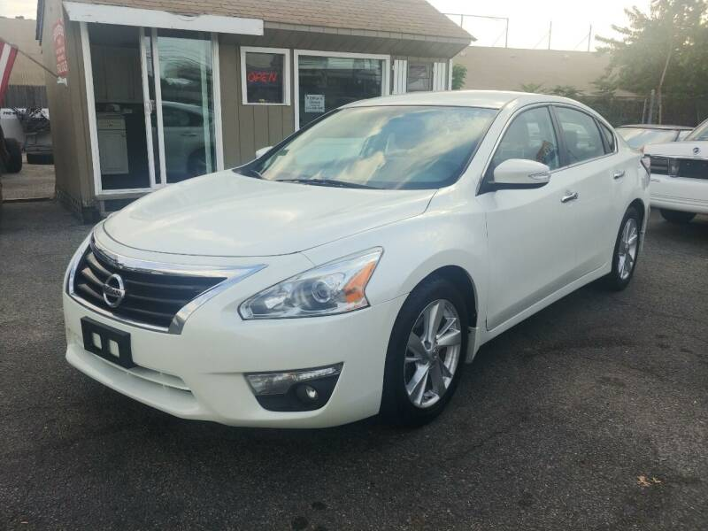 2015 Nissan Altima for sale at Viking Auto Group in Bethpage NY