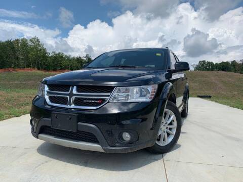 2014 Dodge Journey for sale at El Camino Auto Sales in Sugar Hill GA