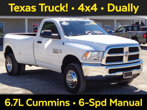 2018 RAM Ram Pickup 3500 for sale at Burkholder Truck Sales LLC (Edina) in Edina MO